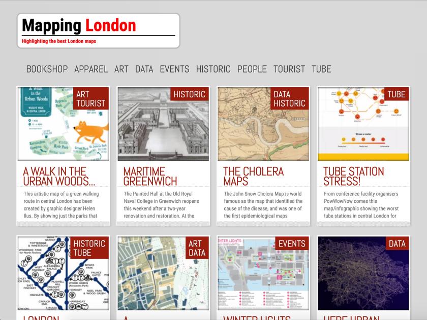 MappingLondon